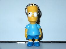 SIMSPONS BART SIMPSON KEYCHAIN 1990 20TH C. FOX