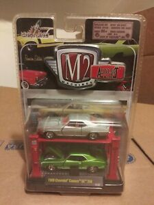 M2 double pack with lift 1969 camaro still in box