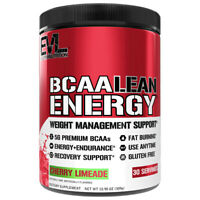 Evlution Nutrition BCAA Lean Energy - Recovery and Endurance with Fat Burning