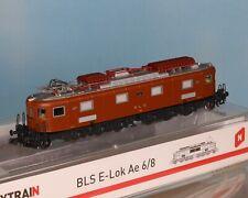 Hobbytrain H10184, Spur N, E-Lok BLS Ae 6/8 # 207, braun, Hobbytrain 10184
