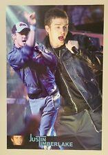 Justin Timberlake, Rare 2000's Poster