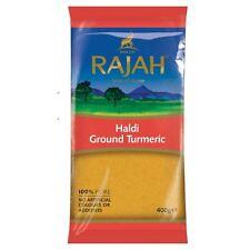Rajah - Curcuma en poudre/poudre de Haldi - 400 g