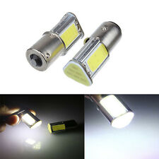 2X 1156 BA15S T25 LED COB 5W P21W Clignotant Inversé Arrière Ampoule Voiture 12V