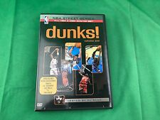 NBA Street Series: Dunks! Volume One (DVD, 2004) Hosted By DJ Clue!!!