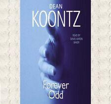 Dean KOONTZ / [Odd Thomas: Bk 2] FOREVER ODD      [ Audiobook ]