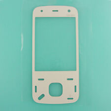 OEM White Front LCD Screen Lens Glass With Adhesive Sticker For Nokia N86 8MP