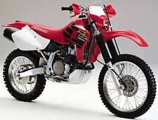 HONDA XR600R XR650R WORKSHOP SERVICE MANUAL