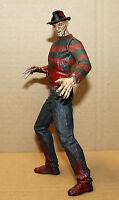 Freddy Krueger Bloody A Nightmare on Elm Street Movie Maniacs Action Figure