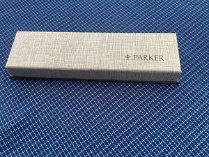 VINTAGE PARKER SINGLE PEN BOX- With Paperwork