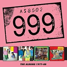 999 - The Albums 1977-80: 4CD boxset