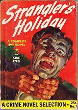 STRANGLER'S HOLIDAY - 1942