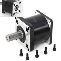 Nema23 Planetary Gearbox Stepper Motor Geared Ratio 5:1 CNC + 4pc Screws