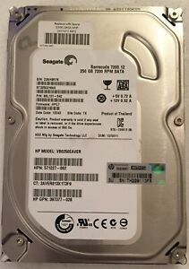 """Internal Seagate 3.5"""" hard drive 250GB Quality Tested Full Working Condition"""