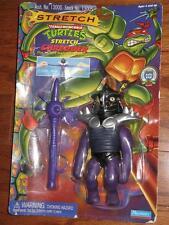 VINTAGE 90s NINJA TURTLES STRETCH SHREDDER FIGURE 1996 PLAYMATES TOYS TMNT NIP