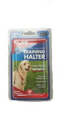 No Pull Training Dog Halter Black Large Stops Pulling Instantly by Sporn