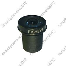 "3MP Panoramic 1.44mm 180° F2.0 1/3 "" M12 CCTV lens Fisheye for 720P/1080P Camera"