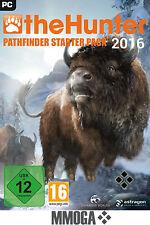 The Hunter 2016 Pathfinder Starter Pack Key PC Digital Code - Kein Steam - DE/EU