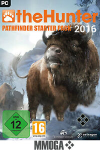 The Hunter 2016 Pathfinder Starter Pack Key PC Digital Code - Kein Steam - DE/EU