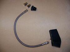 Sheridan Pmi3 Vm68 Paintball Gun Bottomline Grip Ca Adapter kit Stainless Hose