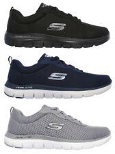 SKECHERS 52125 FLEX ADVANTAGE 2 DAYSHOW scarpe uomo sportive sneakers memory