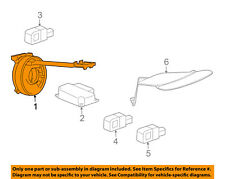 Chevrolet GM OEM 14-15 Spark Airbag Air Bag-Clockspring Clock Spring 95078376