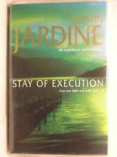 Stay of Execution, Jardine, Quintin, New Book