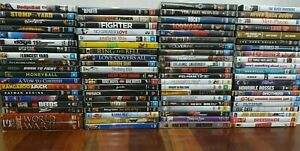DVD BULK RANGE - CHEAP AND VERY GOOD CONDITION - Buy more for discount!