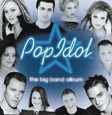 Pop Idol - The Big Band Album (2004 CD Album)