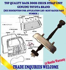 GENUINE FOR TOYOTA RAV-4 2005-2012 BACK DOOR CHECK ASSEMBLY STRAP 68650-42071