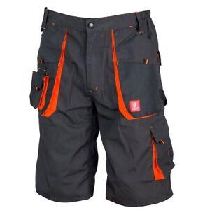 Kurze Arbeitshose Sicherheitshose Schutzhose Arbeitsbekleidung Sommer (URG-A-KR)