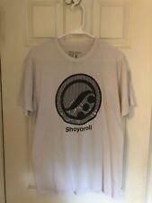 Shoyoroll T-Shirt Size Large Albino Preto