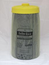 Sacktonne anthrazit, Gelber Sack,Mülltrennung, Gelber Sack Ständer, Sackständer