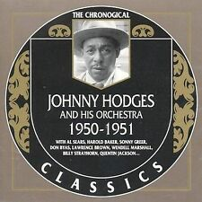 The Chronological Classics - Johnny Hodges and His Orchestra, 1950-1951, HODGES,