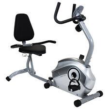 Charles Bentley Recumbent Exercise Bike 8 Level Adjustable Resistance