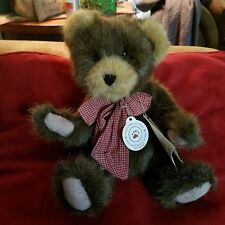 Boyds Bears Plush Billie Bearloom from the Heirloom Collection Retired