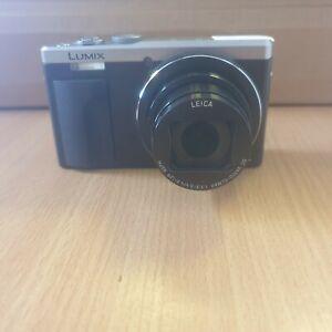 Panasonic Lumix DMC-TZ80 18.1MP Digital Camera - Black/Silver (Y3)