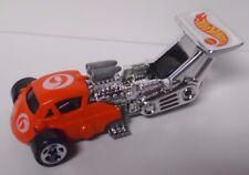 2000 Hot Wheels Whatta Drag #213-Orange and Chrome Paint
