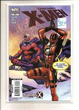 Marvel Uncanny X-Men Issue #521  Print Variant Edition NM +9.6 Deadpool
