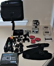GoPro HD Hero2 PERFECT CONDITION WITH LOADS OF ACCESSORIES