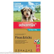 Advantix Dog (4-10kg) Aqua 1 pack