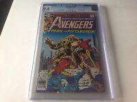 AVENGERS 192 CGC 9.8 WHITE PGS ORIGIN 1ST APP INFERNO IRON WONDER MAN MARVEL