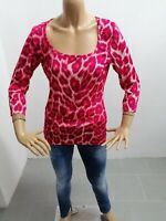 Maglia JUST CAVALLI Donna Taglia Size XL Sweater Woman Pull Femme Maglia P 7534