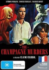 The Champagne Murders (DVD, 2018)