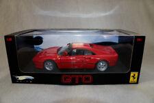 FERRARI 288 GTO ROT 1:18 HOT WHEELS ELITE NEU + OVP ABSOLUTE RARITÄT!!! TOP!!!