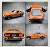 1971 Datsun 240Z Speciale Special Edition Diecast Boxed 1:18 Model Car