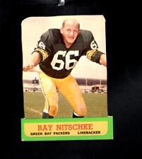 1266* 1963 Topps # 96 Ray Nitschke RC (filler)