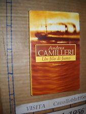 LIBRO - UN FILO DI FUMO - A. CAMILLERI - MONDOLIBRI 1997 - NUOVO MA