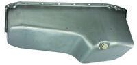 SB Chevy SBC Raw 5qt Passenger Side Dipstick Oil Pan 305 350 1979 - 86  W/ Bolts