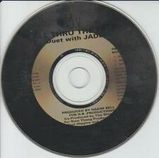 P.O.V.: All Thru The Nite PROMO MUSIC AUDIO CD Duet with JADE Edit Instrumental