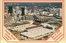 Georgia World Congress Center, 1988 Democratic Convention Site, Atlanta Postcard